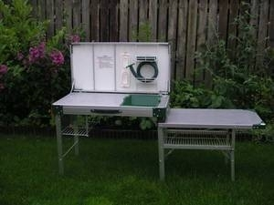 Camp Kitchen With Sink For Sale ~ ERWTA -DIA