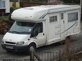 Caravan Autosleeper Rienza for sale