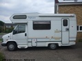 Fiat DUCATO Motorhome for sale