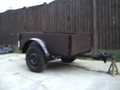 Heavy duty trailer for sale