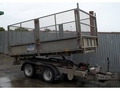 Williams Tipping Trailer for sale