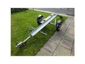 Motocycle trailer single for sale