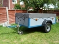 Car Trailer, newly refurbed for sale