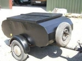 Camping/utility trailer single axle for sale