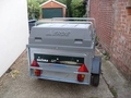 Daxara 127 trailer for sale