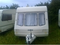4 berth swift caravan for sale