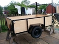 AS NEWLY BUILT TRAILER FOR SALE