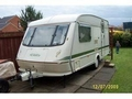 Elddis Hurricane Caravan for sale