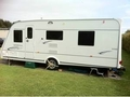 Compass omega 4 berth caravan for sale