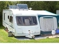 Sterling eccles explorer Caravan for sale