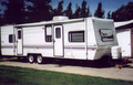Sierra Forest River Camping Trailer for sale