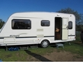 Caravan For Sale - Sterling Europa 5 Berth Immaculate Condition